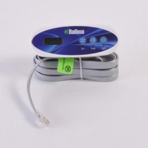 Balboa (TM) Display 3 Knoppen GS Mini Serie