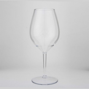 Wine Glass Clubhouse Kunststof