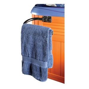 Handdoek rek
