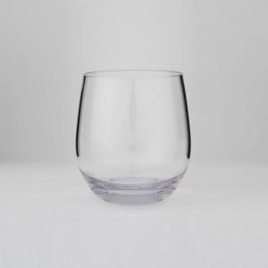 Water/Wine Glass Deluxe Kunststof
